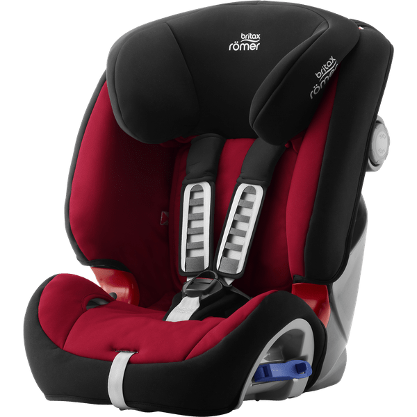Römer Autosedačka Multi-Tech III Flame Red