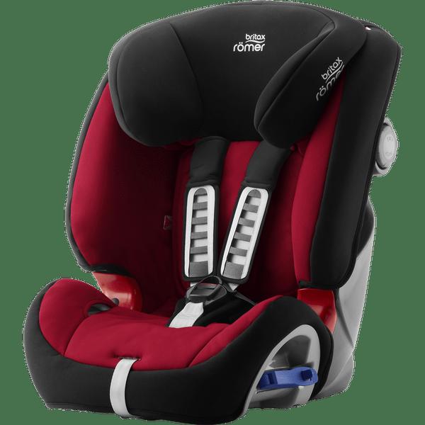 Römer Autosedačka Multi-Tech III Flame Red
