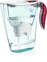 Laica filtrirni vrč za vodo Eden Red, 2,45 l