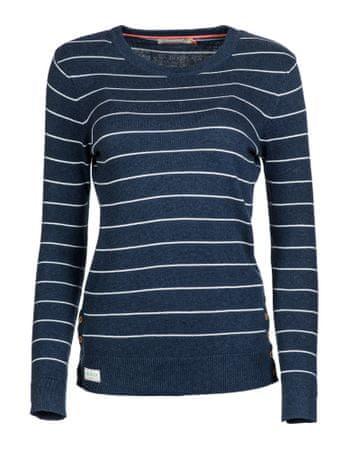 Brakeburn ženski pulover XS temno modra
