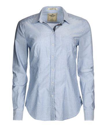 Timeout dámská košile L modrá - Recenze  03169add40