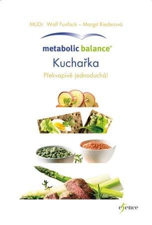Funfack Wolf, Riederová Margit: Metabolic Balance®: Kuchařka