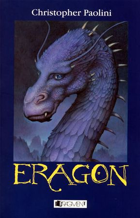 Paolini Christopher: Eragon - brož.