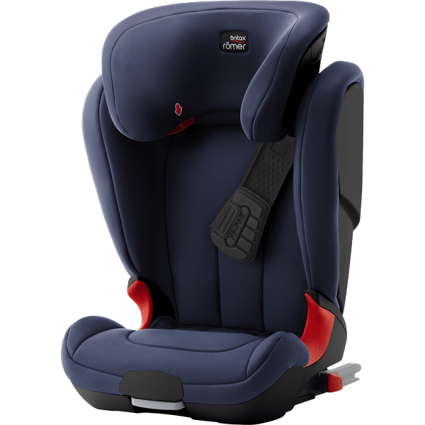 Römer KIDFIX XP Black 2017, Moonlight Blue