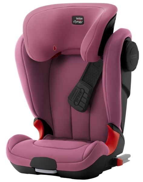 Römer KIDFIX XP SICT Black 2017, Wine Rose