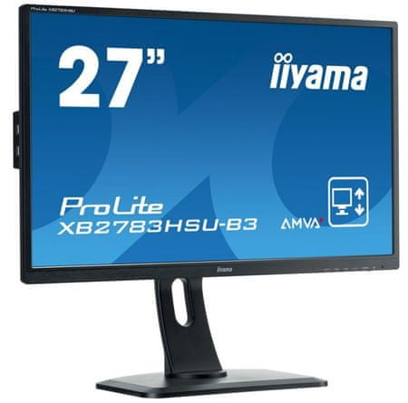 iiyama LED monitor ProLite XB2783HSU-B3