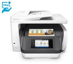 HP OfficeJet Pro 8730 All-in-One (D9L20A) + Cashback 1 000 Kč!