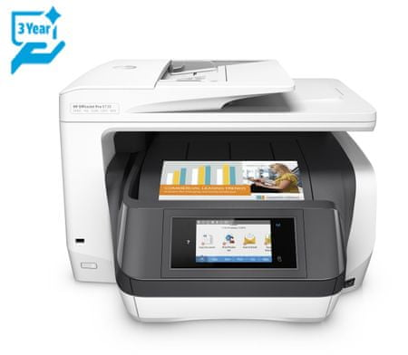HP Officejet Pro 8730 All-in-One (D9L20A) Tintasugaras nyomtató