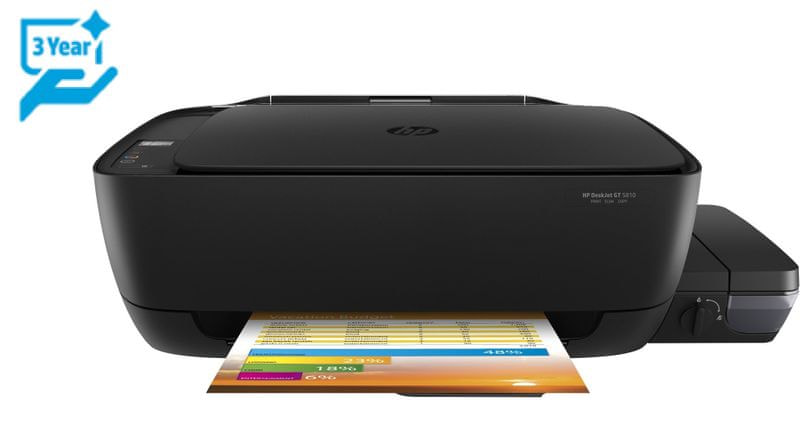 HP All-in-One Deskjet GT 5810 (X3B11A)