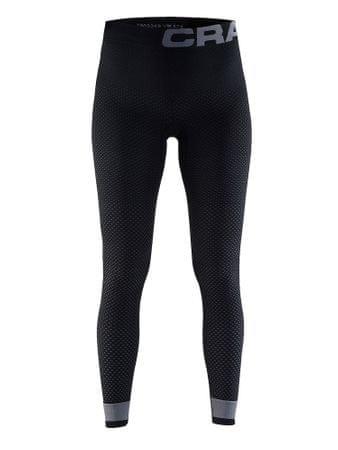 Craft podhlače Warm Intensity, črno-sive, XL