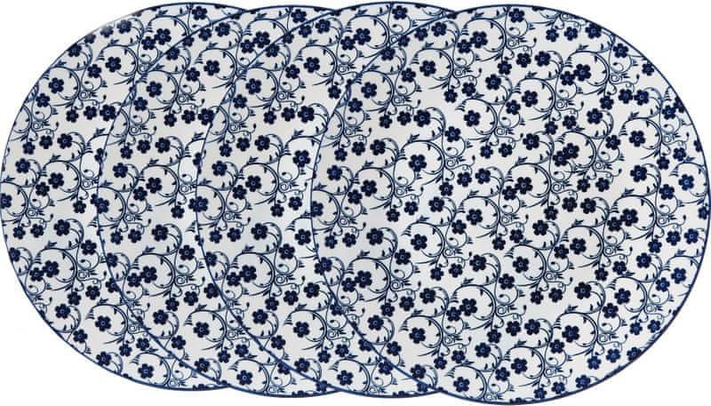 Ritzenhoff&Breker Royal Sakura 26 cm mělký talíř 4 ks