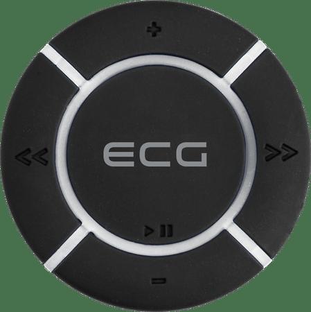 ECG PMP10 4GB, čierna