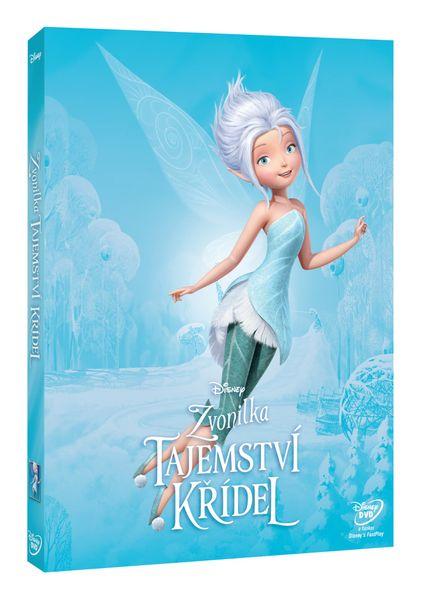 Zvonilka: Tajemství křídel (Edice Disney Víly) - DVD