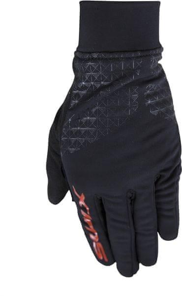 Swix NaosX rukavice pán. Černé 10/XL