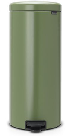 Brabantia Pedálový kôš newIcon 30 l machovo zelená