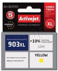 ActiveJet kompatibilna kartuša HP 903 XL, rumena