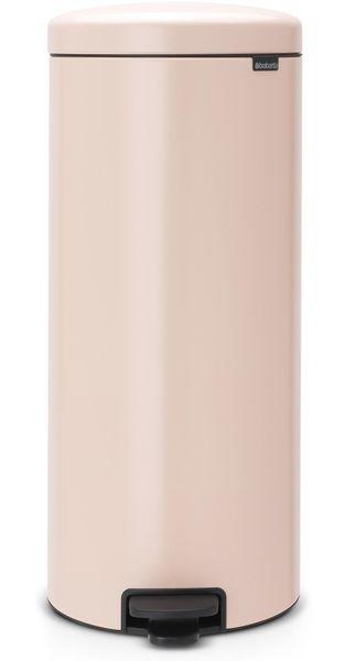 Brabantia Pedálový koš newIcon 30 l, světle růžová