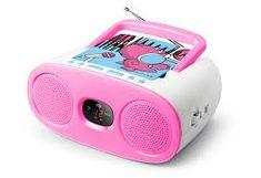 Muse M-20 KDG radio s CD predvajalnikom, roza