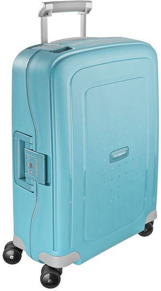 Samsonite S'Cure Spinner 69, Aqua Blue