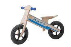 "Koliken 12"" POLICE Lábbal hajtós Gyerekkerékpár"