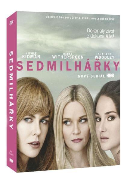 Sedmilhářky (3DVD) - DVD