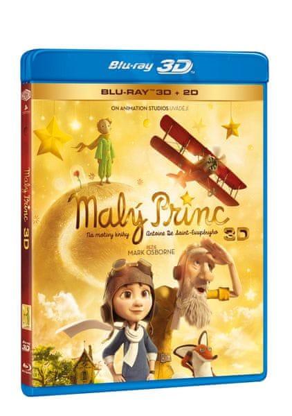Malý princ 3D+2D (2 disky) - Blu-ray