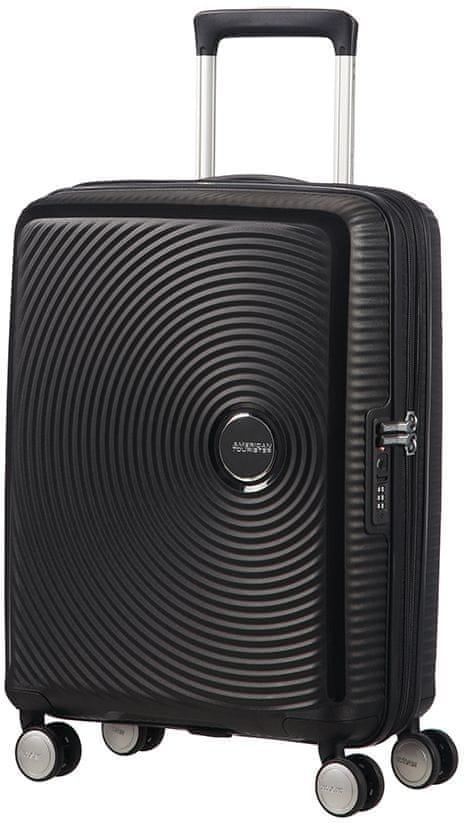American Tourister Soundbox 55, Black