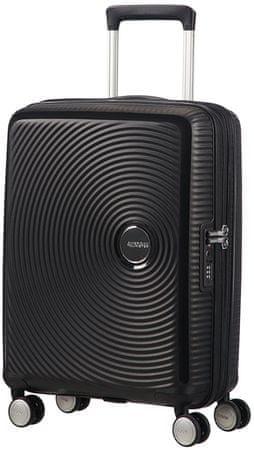 American Tourister walizka Soundbox 55, Black