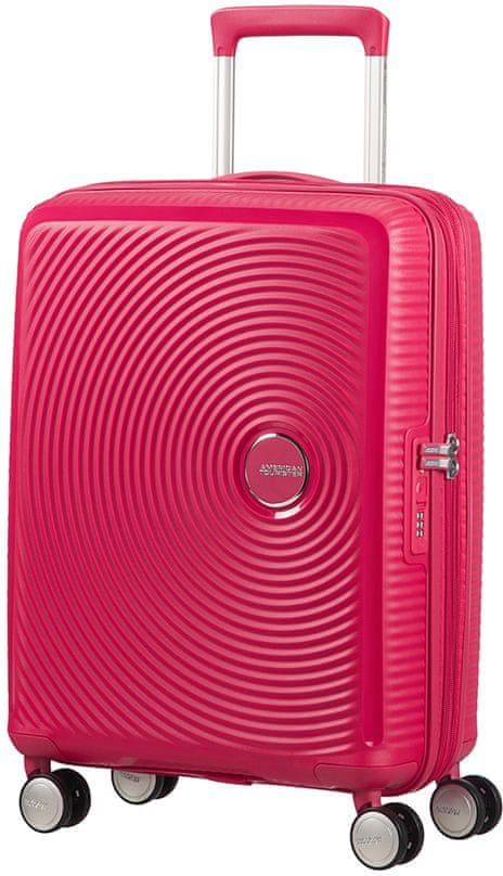 American Tourister Soundbox 55, Pink
