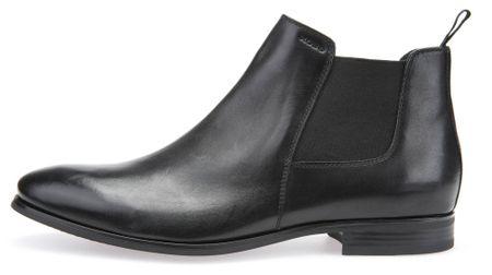 Geox buty za kostkę męskie Albert 2Fit 41 czarny