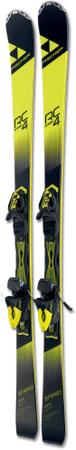 FISCHER moške smuči RC4 Speed z vezmi RC4 Z11, 170 cm