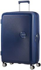 American Tourister Soundbox 67 tmavě modrá - rozbaleno