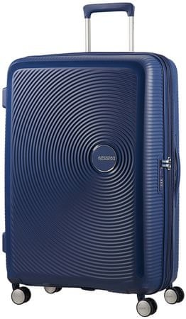 American Tourister Soundbox 77, Navy