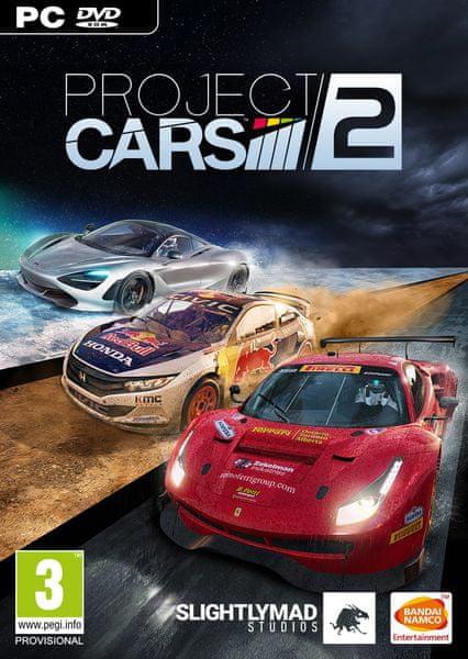 Namco Bandai Games Project Cars 2 / PC