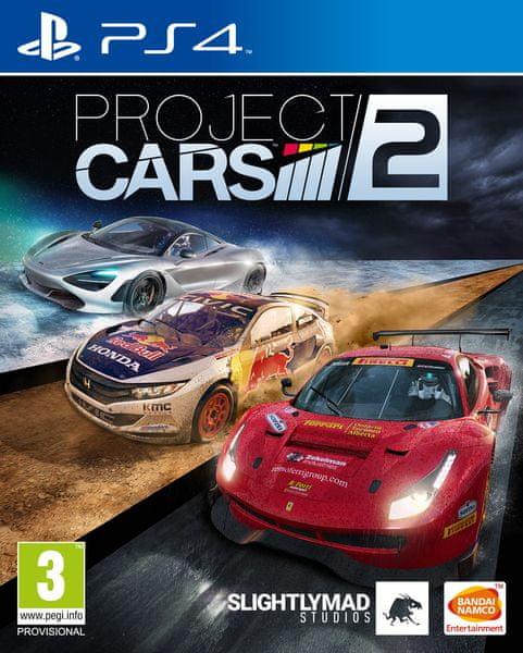 Namco Bandai Games Project Cars 2 / PS4
