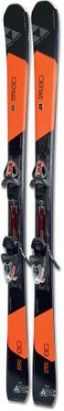 FISCHER moške smuči Pro MTN 80 z vezmi RS11, 166 cm