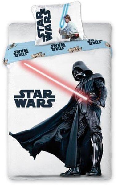 B.E.S. Petrovice Bavlněné povlečení Star Wars Luke Skywalker