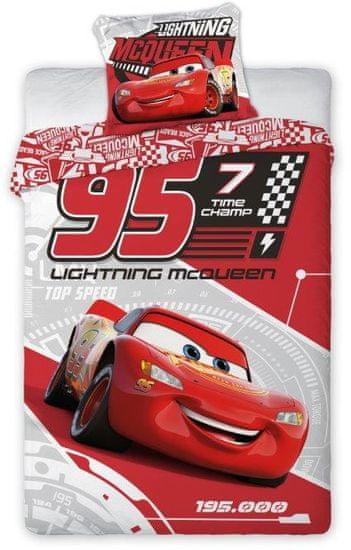 Faro Povlečení Cars 3 Blesk McQueen