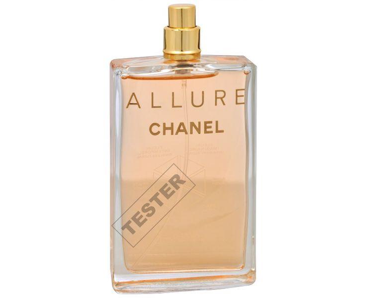 Chanel Allure - parfémová voda s rozprašovačem - TESTER 100 ml