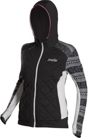 Swix ženska jakna Myrene, črna, XS