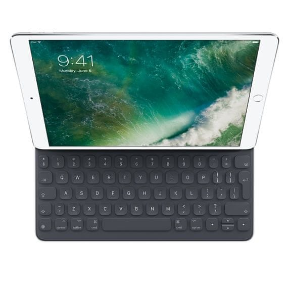 Apple Smart Keyboard 10,5 iPad Pro MPTL2Z/A, International English