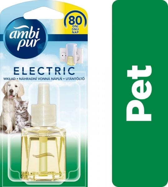 Ambi Pur Electric náplň Pet 20 ml