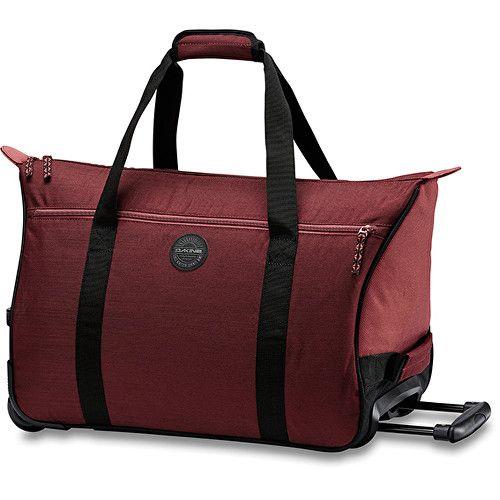 Dakine Cestovní taška Womens Valise Roller 35L Burnt Rose 10000785-W18