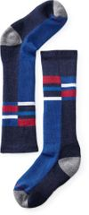 SMARTWOOL skarpety Kids Wintersport Stripe