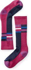 SMARTWOOL Kids Wintersport Stripe Gyermek zokni
