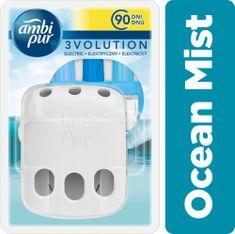 Ambi Pur 3Volution strojček + náplň Oceán Mist 20 ml