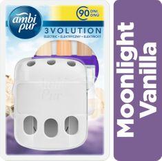 Ambi Pur 3Volution  strojček + náplň Moonlight Vanilla 20ml