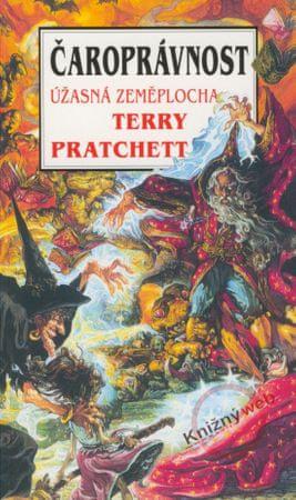 Pratchett Terry: Čaroprávnost - Úžasná Zeměplocha