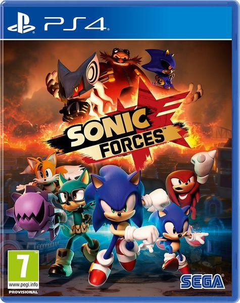 Sega Sonic Forces / PS4
