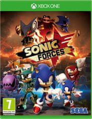 Sega Sonic Forces (Xbox One)